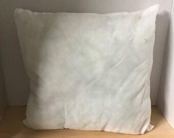 16 x 16 Pillow Form