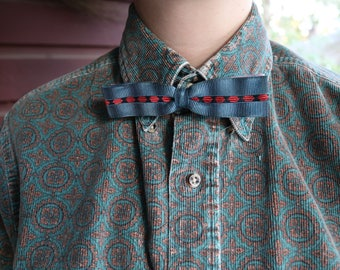 Vintage Clip-on Bowtie