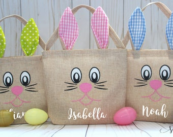 Easter basket etsy easter bag easter basket personalized easter bag custom easter basket toddler easter negle Gallery