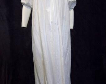 White Medieval Chemise Dress Under Dress Peasant Dress Renaissance Chemise Pirate Chemise Wench Costume Plus Size Chemise Muslin Chemise
