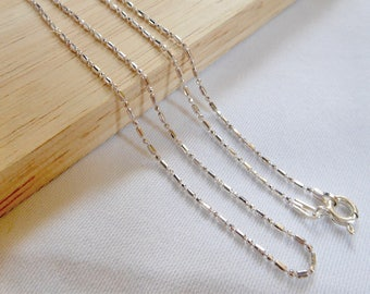 Elegant Fancy 925 Silver Diamond Cut Beads Necklace With Balls & Round End Tubes,Ball Chain,Beads Chain,Ball Necklaces,Personalized Gifts