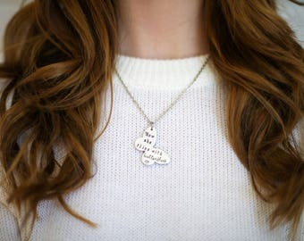 Memorial Necklace, Now she flies, With Butterflies, Grief, Loss, Death, Memorial Gift, In Memorial, Loss of Loved one, Funeral, Urn Charm