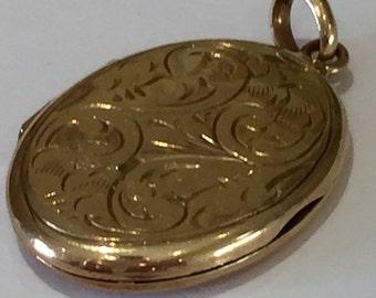 9ct Gold Locket