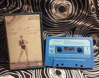 Rare FR blue tape DEEP PURPLE singles