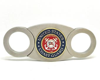 Coast Guard Cigar Cutter – Color