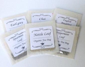 Organic Green Tea -Tea Bags