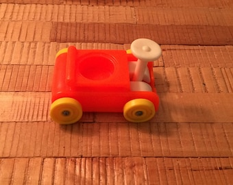 Vintage Fisher Price Toy Car