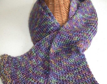 Pattern - Easy Reversible Bell Bottomed Scarf
