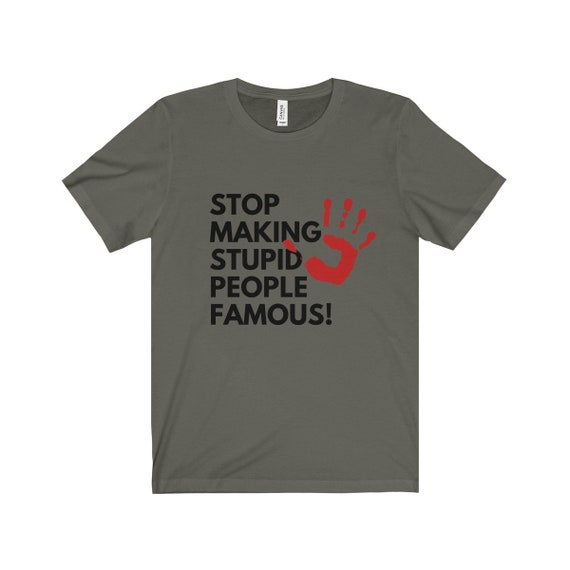 Stop!: Jersey unisex TShirt