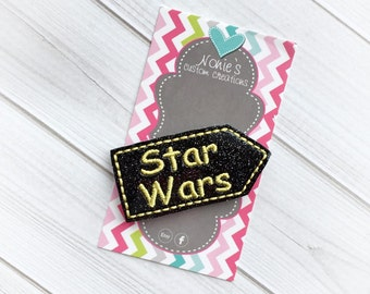 Sci Fi Paper Clip - Geeky Paper Clip - Planner Accessories - Planner Paper Clip - Planner Clips - Planner Accessory -Star Wars