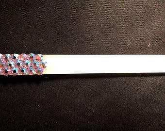 Hand Crystallized Glass Nail Files