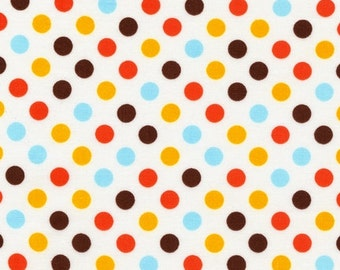 Spot On, Bermuda Small Dots, from Robert Kaufman