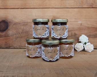 Spread The Love wedding favours