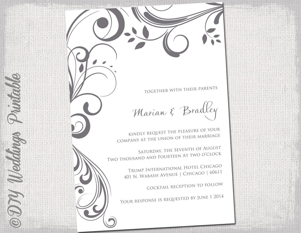 wedding scrolls template Josemulinohouseco