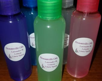 Lavender and Lemon Linen Spray