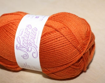 Nature Spun Worsted Weight, color N17W, lot 074   French Clay
