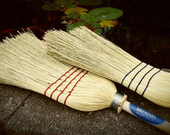 Old Fashioned Working Broom