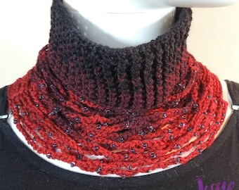 Chrissy Neck Warmer - Crochet Pattern PDF PATTERN ONLY