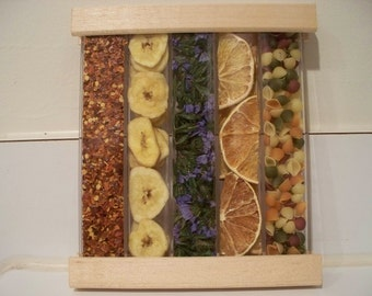 Botanical Hotplate-Small 6 3/4 X 7 1/2