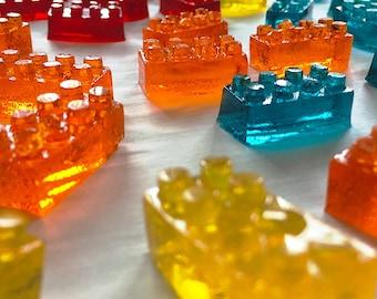 LEGO Brick Gummies