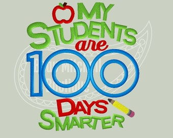 My Students are 100 Days Smarter