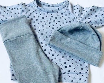 Naughts and Crosses New Baby Outfit.