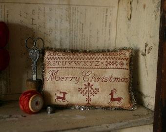 Merry Christmas Pinkeep * PATTERN*
