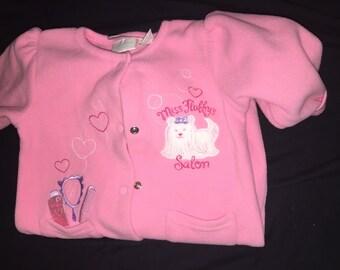 Miss Flubby's Soft Girls Pajamas