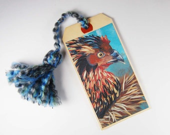 Chicken Bookmark