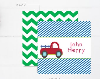 Kids Calling Cards | Kids Gift Tags | Mommy Calling Cards | Mommy Cards | Playdate Cards | Personalized Gift Tags | Gift Enclosure Cards