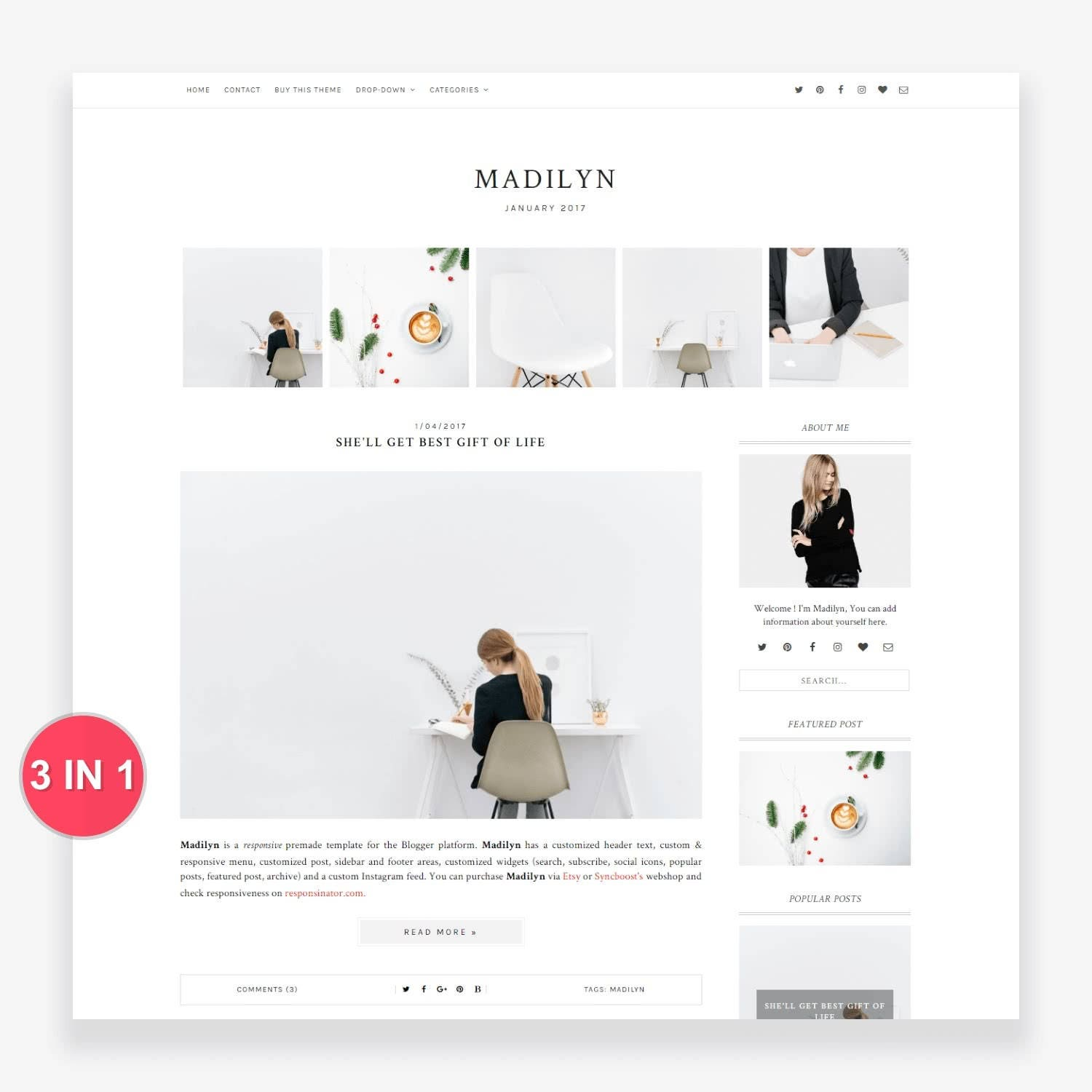 Great Blogger Header Template Pictures Inspiration - Entry Level ...