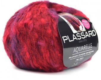 wool plassard 56 colors watercolor