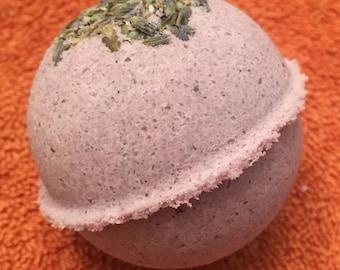 Medium - Lavender Milk & Honey Bomb