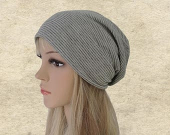 Slouchy womens hat, Boho slouch hat,  Slouch fabric beanie, Slouch hat women, Slouchy beanie fall, Autumn beanie hat, Women's trendy hat,