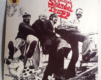 Schulzkes scandal Squad-same-proboscis 1C06229612-Vinyl record-LP