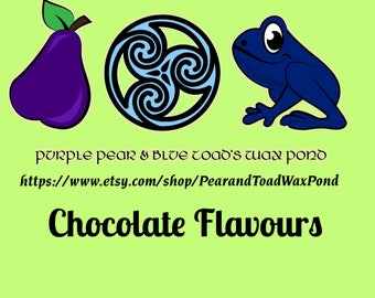 Chocolate  Lip Balm Flavours