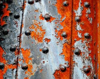 "Abstract Art Photography Print - ""Sliced"" - 16x24, 24x36, 30x45 - modern wall art decor"