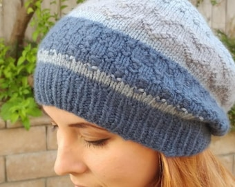 Great Smoky Mountains National Park Beanie Knitting Pattern