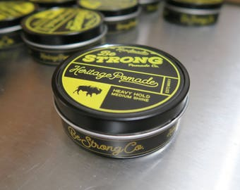 Be Strong Co. - Heritage Pomade (limited edition)