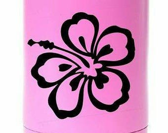 Flower  vinyl decals Stickers walls cars tumblers, window, laptops, car windows, glass, home, office, walls d43