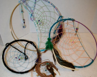 Custom made Dream Catchers