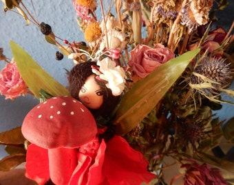 Anna fairy of the forest -fairy dool- Earth & Sky collection