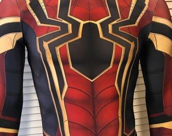 Iron Spiderman Homecoming
