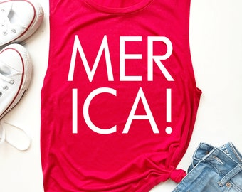 4th of July Shirt Women, 4th of July, Merica Tank, Merica Tank Top, Merica Shirt, Merica Shirt Women, Fourth of July Shirt Women, Usa Shirt