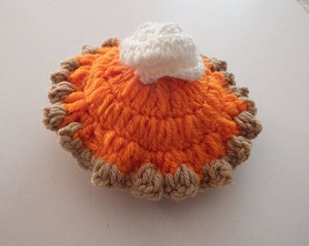 Hand Crochet Decorative Scented Pie Room Freshener