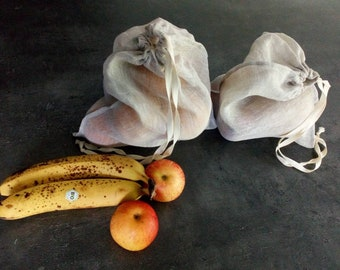 produce bags, set of 4