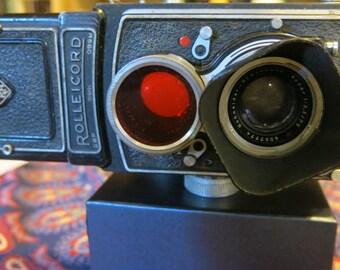 Rolleicord DBGM model Vintage 6x6 TLR Camera