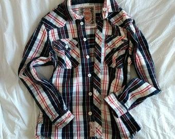 Tokio Laundry Vintage Flannel Shirt