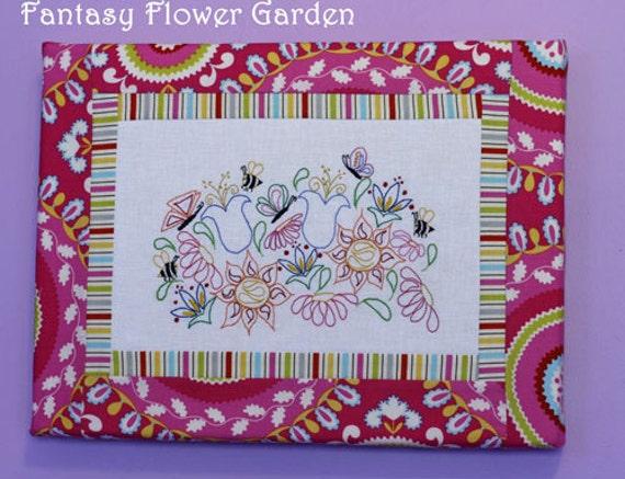 Fantasy Flower Garden