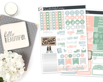Home Sweet Home MINI || Weekly Kit